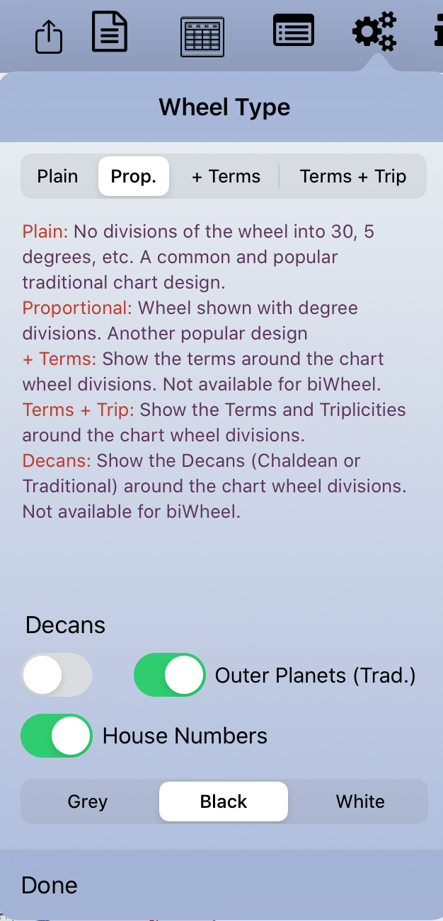 Wheel type