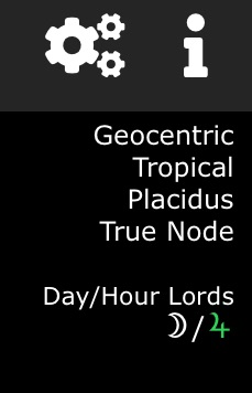 Day Hour Lords example - screenshot